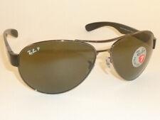 e3bf01da0ec item 1 New RAY BAN Sunglasses Gunmetal Frame RB 3509 004 9A Polarized Lenses  63mm -New RAY BAN Sunglasses Gunmetal Frame RB 3509 004 9A Polarized Lenses  ...