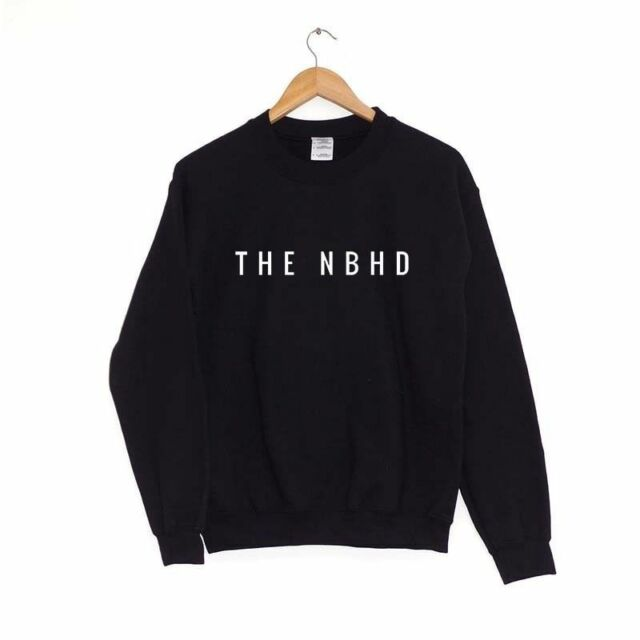 The NBHD | SWEATER / SWEATSHIRT / JUMPER |  Neighbourhood Rock Music Pop