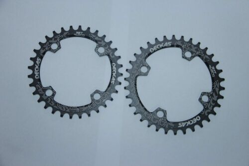 BCD96 Single Chainring Circle Narrow wide NW tooth for Shimano M4000 1x System