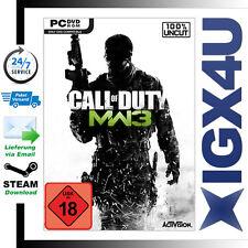 Call of Duty: Modern Warfare 3 PC CD Key / COD 8 MW3 Key Steam Download Code[EU]