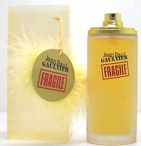 Jean Paul Gaultier Fragile Eau de Toilette / EDT Spray 100 ml