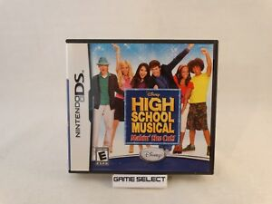 DISNEY-HIGH-SCHOOL-MUSICAL-MAKIN-039-THE-CUT-NINTENDO-DS-DSi-2DS-3DS-NDS-COMPLETO