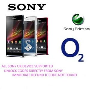 e185c0b96bfe14 UK O2 ONLY SONY XPERIA Z5 XZ XZ1 L1 E5 XA COMPACT UNLOCK CODE   eBay