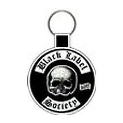 Black Label Society Keyfob Keychain