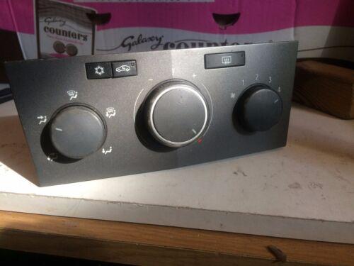 04 11 Vauxhall Astra H Calentador Unidad De Control Climático GM 13201300