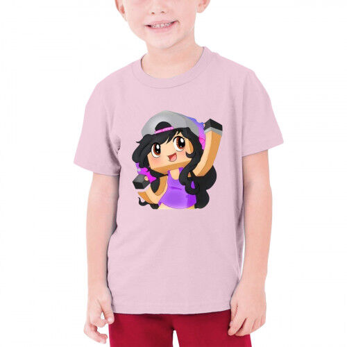 Kids/' Aphmau Boy/'s girls youth T-shrit