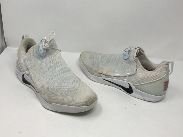 Size 11 Nike Kobe A D Nxt Snow White 2017 For Sale Online Ebay