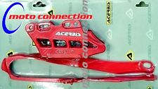 NEW ACERBIS PERFORMANCE CHAIN GUIDE & SLIDER KIT RED HONDA CRF450 RX 2017