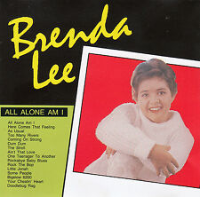 BRENDA LEE : ALL ALONE AM I / CD - NEUWERTIG