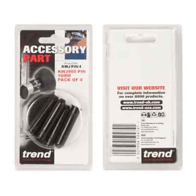 Pack of 4. Trend Location Pins For Trend KWJ700 and KWJ900 Worktop Jigs