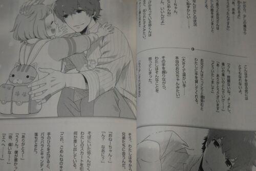 JAPAN Udajyo,Atsuko Kanase novel book Brothers Conflict vol.1~7 Complete Set
