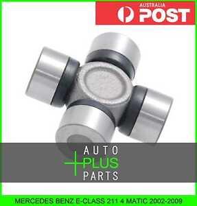Fits-MERCEDES-BENZ-E-CLASS-211-4-MATIC-Uni-Joints-Drive-Shaft-24X62