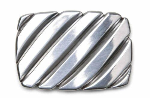 Joins Buckle Ceinture-Boucle Steel changement joins Design Pour 4 Cm Boucles