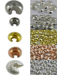 Uhren & Schmuck 100% Wahr Kaschierkugeln Diamantiert Poliert Oder Mit Rillen Verschiedene Farben 50 Stück Hochglanzpoliert