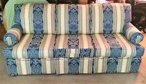 Living Room Couch And Armchair Very Good Condition