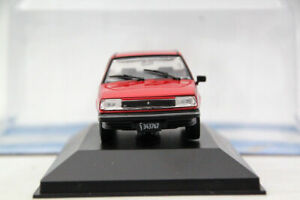 Altaya-1-43-IXO-Renault-18-GTX-II-1987-Diecast-Models-Collection-Miniature-Toys