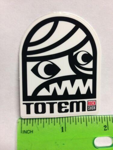 TOTEM Rock Shox Mountain Sram Parts Fork Frame Bicycle Bike Sticker Decal