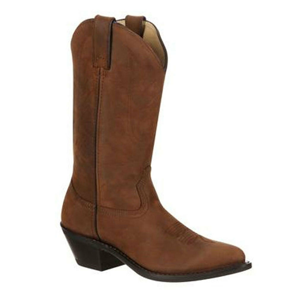 RD4112 Durango Ladies Tan Western Cowboy Boots  NEW