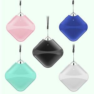USB Portable Wearable Air Purifier Mini Air Necklace Negative Ion Air Freshener
