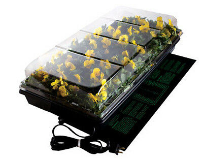 Hydrofarm Germination Station 120 V 17 Watt 11 72- Seed starting cells
