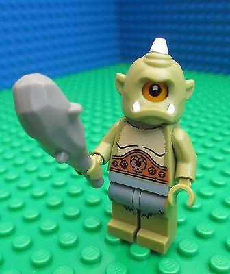 Lego Cyclops Minifig City Town Mace Club Figure 71000 Series 9