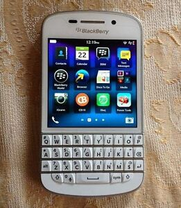 Details about BlackBerry Q10 - 16GB - White (Unlocked) + ON SALE !!!