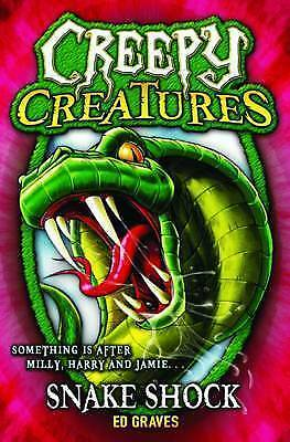 1 of 1 - Working Partners Ltd,, Graves, Ed, Snake Shock (Creepy Creatures), Very Good Boo