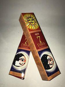 HEM Seven Chakras Incense Sticks 35 Stick Boxed Assortment