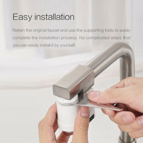 Xiaomi Xiaoda Auto Water Saver Tap Infrared Induction Bathroom Kitchen Faucet