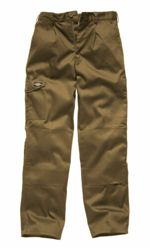 Reg /& Tall WD884 Dickies Redhawk Super Work Wear Trouser