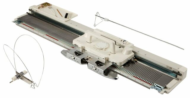 Silver reed Chunky knitting machine Punchcard SK 155 Brand New