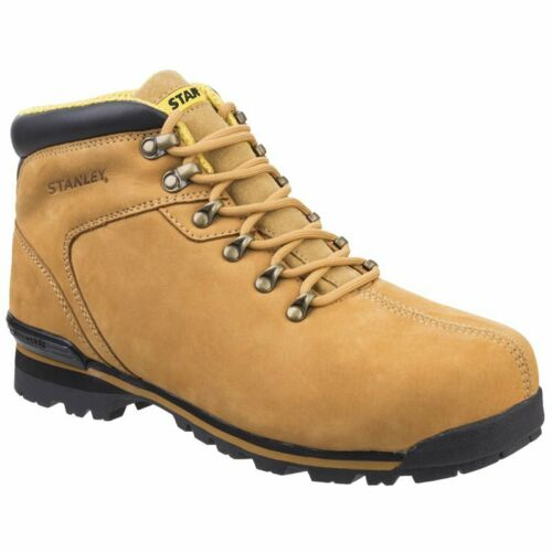 Stanley STA10026-103 Boston Safety Work Boots-Honey-Taille 12