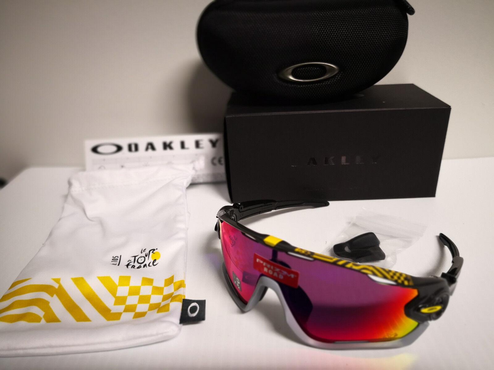 70f1ca52f Oakley OO9290-3531 Jawbreaker Standard Fit Sunglasses - Carbon/Prizm ...