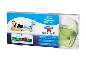 Heat In A Click Instant Reusable Feet Warmers Heat Pad Pack Foot Therapy - <span itemprop='availableAtOrFrom'>London, London, United Kingdom</span> - Heat In A Click Instant Reusable Feet Warmers Heat Pad Pack Foot Therapy - London, London, United Kingdom
