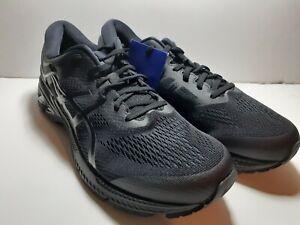 Asics-Gel-Kayano-26-1011A541-002-Black-Tech-Mens-Running-shoes-Us-sz12