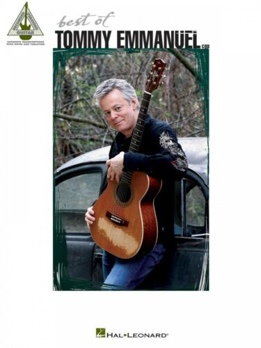 Best of Tommy Emmanuel Sheet Music Guitar Tablature Book NEW 000690909