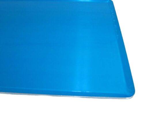 Serviertablett Gastronomie Tablett Gastrotablett 60 x 40 cm Aluminum