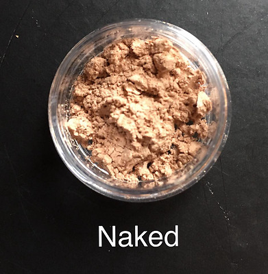 Genuine Mac Glitter and Pigments 0.3g unbranded pot various shades