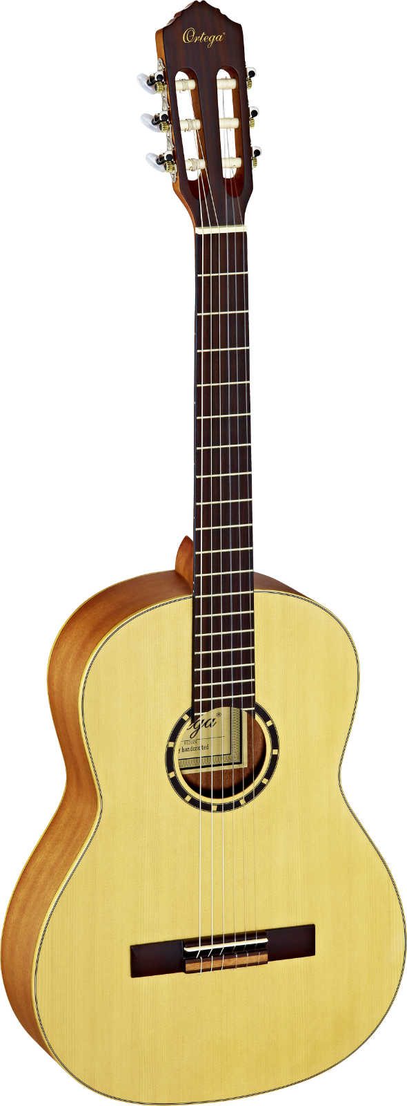 Konzertgitarre 3 4 Schülerinstrument ORTEGA R121-3 4 komplett Set mit GigBag