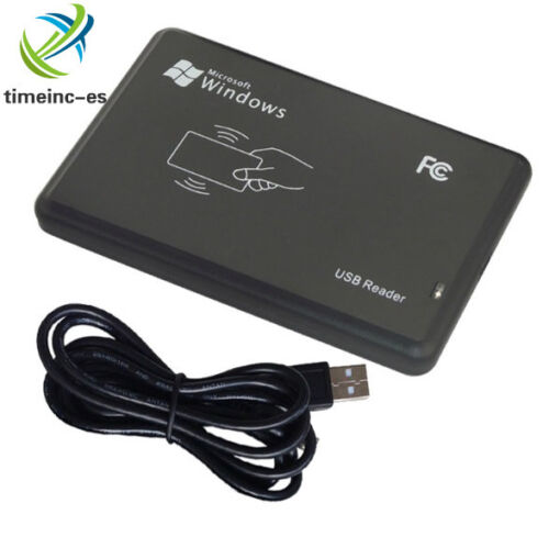 125Khz USB RFID Contactless Proximity Sensor Smart IC Card Reader EM4100 NEW