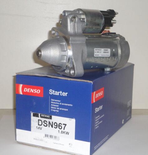 428000-5510 12V; 1,8 kw 428000-5511 NEUER original Nippon Denso Anlasser