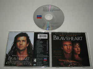 BRAVEHEART-COLONNA-SONORA-JAMES-HORNER-DECCA-448-295-2-CD-ALBUM