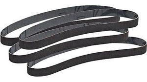 Precision-Abrasives-Sanding-Belts-1-2-034-x-13-034-36g-Aluminum-Oxide-10ea