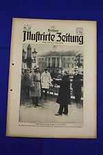 BERLINER ILLUSTRIRTE ZEITUNG (1918 Nr. 19) Japan/1. Weltkrieg/WW 1