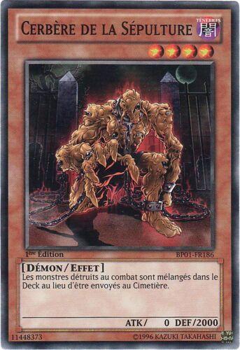 Cerbere De La Sepulture BP01-FR186 Yu Gi Oh Grave Protector