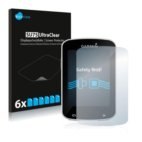 6x Film Protection pour Garmin Edge Explore 820 Écran Protecteur Clair