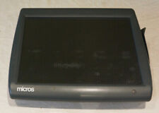 Micros Workstation 5 System Unit 400814 001 Touch Screen Windows Embedded Ce 60
