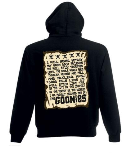 Hoodie The Goonies Oath Movie T Shirt