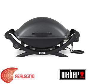 Weber Bbq Elektrisch.Details Zu Grill Bbq Elektrisch Grill Leistung 2 2kw Leicht Zu Tragen Mod Weber