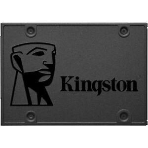 """Kingston SSDNow A400 120GB 240GB 480GB 2.5"""" SATA Internal Solid State Drive SSD"""